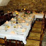 cafe ve restaurantlarda taş duvar
